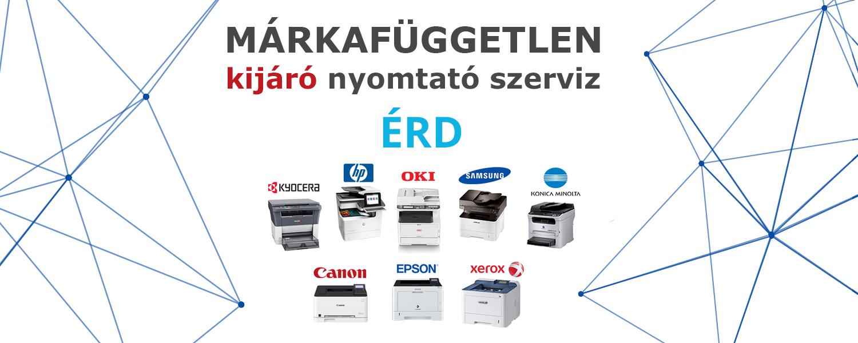 c1a82a4009 Nyomtató szerviz Érd, Fénymásoló javítás Érd